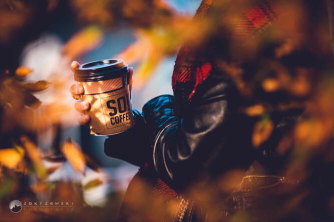 Fotografia reklamowa - So! Coffe